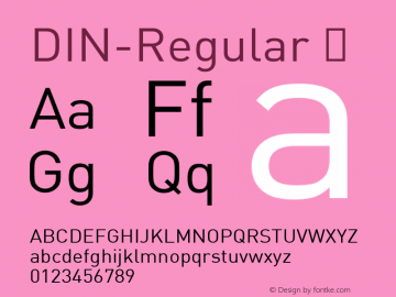 ADIHAUS DIN-Font Family Search-Fontke com