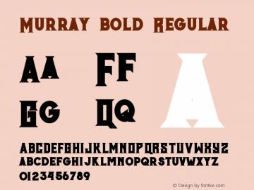 Murray Bold
