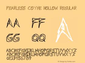 Fearless Coyne Hollow