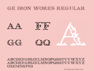GE Iron Works