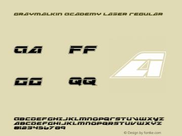 Graymalkin Academy Laser