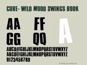Cure- Wild Mood Swings