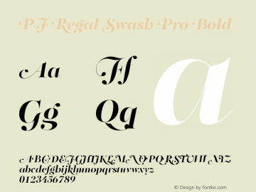 PF Regal Swash Pro