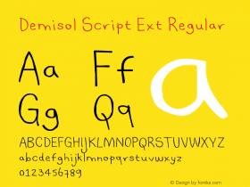 Demisol Script Ext