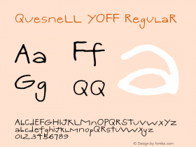 QUesneLL YOFF