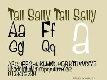 Tall Sally