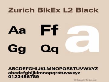 Zurich BlkEx L2