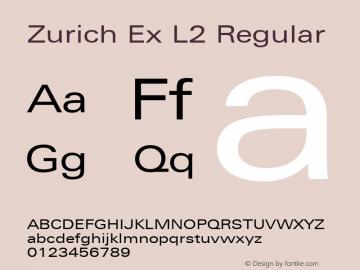Zurich Ex L2