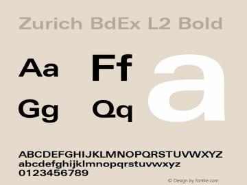 Zurich BdEx L2