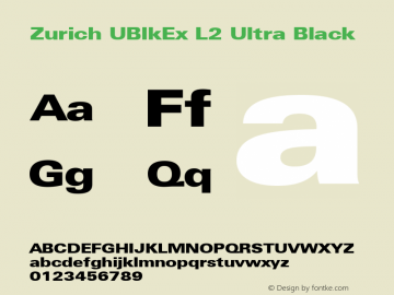 Zurich UBlkEx L2