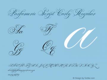 Parfumerie Script Curly