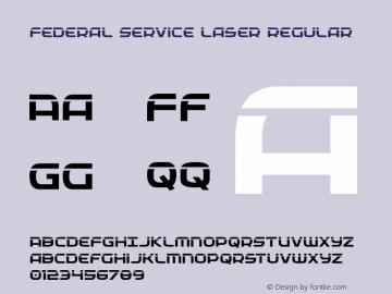 Federal Service Laser