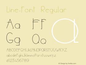 Line_font