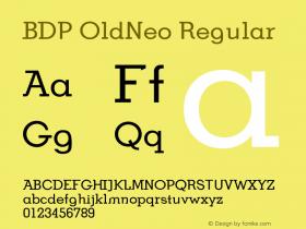 BDP OldNeo