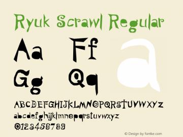Ryuk Scrawl