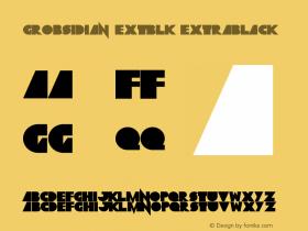 Grobsidian ExtBlk
