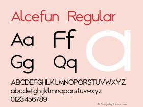 Alcefun