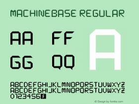 Machinebase
