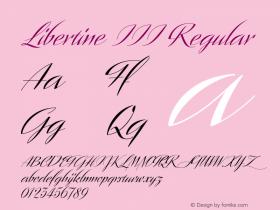 Libertine III