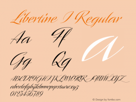 Libertine I