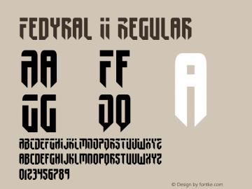 Fedyral II