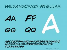 WildAndCrazy