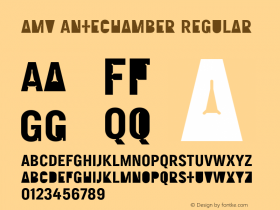 amv Antechamber