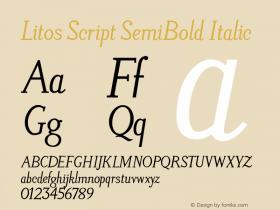 Litos Script