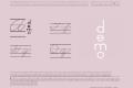 DMOACursiveDotLine