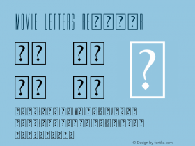 Movie Letters