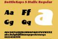 BottleKaps S Italic