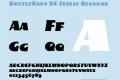 BottleKaps SC Italic