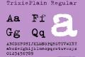 TrixiePlain