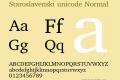 Staroslavenski unicode