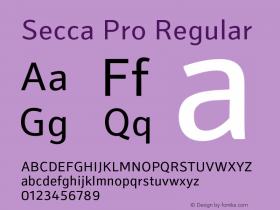 Secca Pro