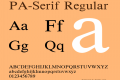 PA-Serif