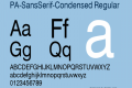 PA-SansSerif-Condensed