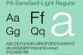 PA-SansSerif-Light