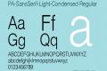 PA-SansSerif-Light-Condensed