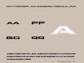 Outrider Academy