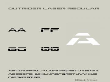 Outrider Laser