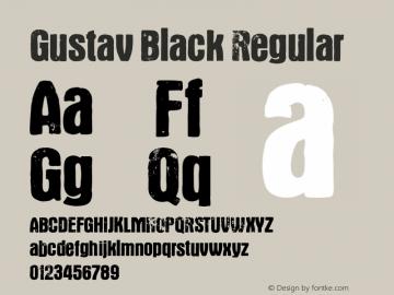 Gustav Black
