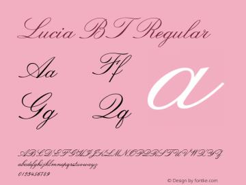 Lucia BT
