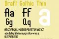 Draft Gothic