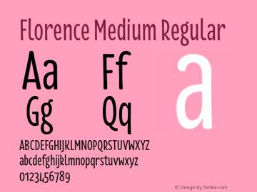 Florence Medium