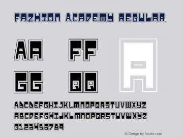 Fazhion Academy