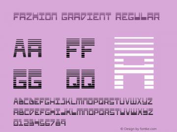 Fazhion Gradient