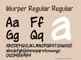 Wurper Regular