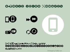 sTmedia icons