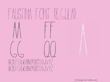 Faustina Font